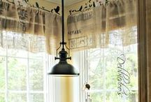 DESIGN: Windows & Window Treatments / Thoughtful designs to make you admire the window itself, not just the view from it!
