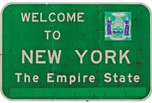 50 STATES: New York / The Empire State / by Lateefah Brown