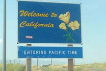 50 STATES: California / The Golden State / by Lateefah Brown