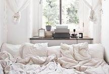 Room / my own oasis.
