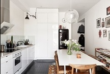 // homes and interiors / by Grace Richards