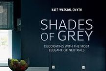 SHADES OF GREY / Shades of Grey inspired by my new book Shades of Grey (Ryland Peters & Small, February 2016). Find out how to choose the right shade of grey for your walls.