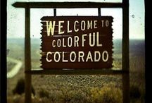 50 STATES: Colorado / by Lateefah Brown