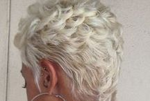 Beautiful Hair Cuts and Styles / by Trice Ford