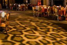 Lanterns, Leopard & SF Giants / Birthday Celebration {So Eventful wedding & event coordination} www.so-eventful.com