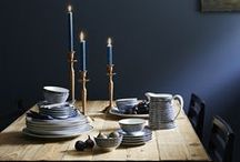 NAVY BLUE / Navy Blue is shaping up to be the new grey, here are some images to inspire you.