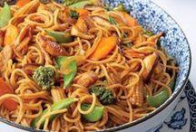 Asian Recipes... / by Monique Bonfiglio Doughty