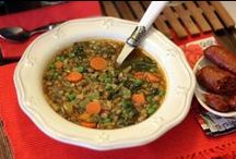 Soups / Easy and delicious soups for every season