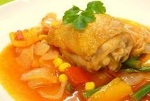Chicken / Our recipes with chicken