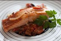 Fish and Seafood / Main courses with fish or seafood
