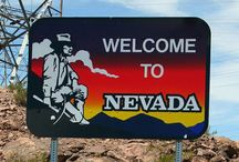50 STATES: Nevada / by Lateefah Brown