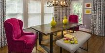Drab to Fab Decorating! / See these spaces go from Drab to Fab!