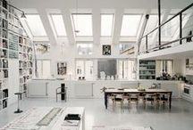 Ideas for the loft/studio / by MadAboutTheHouse