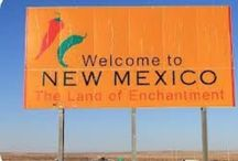 50 STATES: New Mexico / by Lateefah Brown