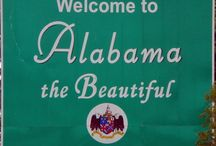 50 STATES: Alabama / by Lateefah Brown