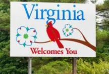 50 STATES: Virginia / by Lateefah Brown