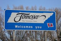 50 STATES: Tennessee / by Lateefah Brown