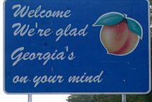 50 STATES: Georgia