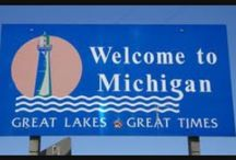 50 STATES: Michigan / by Lateefah Brown