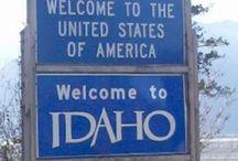 50 STATES: Idaho