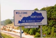 50 STATES: Kentucky / by Lateefah Brown