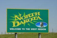 50 STATES: North Dakota