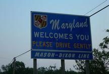 50 STATES: Maryland