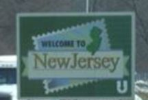 50 STATES: New Jersey / The Garden State / by Lateefah Brown