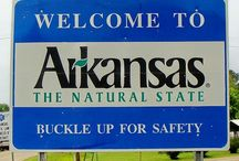 50 STATES: Arkansas / by Lateefah Brown