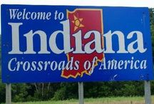 50 STATES: Indiana / by Lateefah Brown