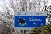 50 STATES: Massachusetts / by Lateefah Brown