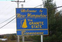 50 STATES: New Hampshire / by Lateefah Brown