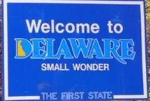 50 STATES: Delaware / by Lateefah Brown