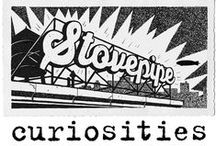 Stovepipe Store of Curiosities / Things that I make & sell