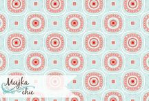 MUJKA CHIC SURFACE PATTERNS / Some of my surface patterns available for licensing!  www.mujka.ca