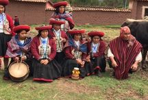 A Journey in Peru / Our friend and agent travels into the depths of Peru.  We were able to visit the incomparable Machu Picchu.  We were also able to speak to and learn from indiginous people about their culture.