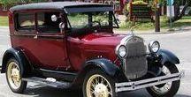 The golden age of motoring / Historia motoryzacji