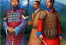 Ancient Military / Ancient warriors shaped our modern world. Let's get to know their story.