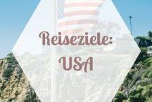 REISEZIELE | USA / Tipps, Reiseberichte und Empfehlungen zu Reisezielen in den USA.