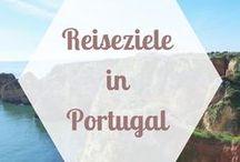 REISEZIELE Europa | Portugal / Viele Portugal Tipps, Portugalh Reiseberichte und Empfehlungen für die schönsten Städte und Orte in Portugal, dem westlichsten Land Europas.