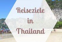 REISEZIELE SOA | Thailand / Reiseziele in Thailand, Reiseberichte aus Thailand, Tipps und Empfehlungen für Thailand