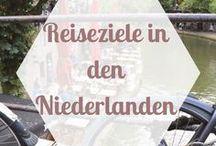 REISEZIELE Europa | Niederlande / Viele Holland Tipps, Holland Reiseberichte und Holland Empfehlungen für die schönsten Städte und Orte bei einer Niederlande Reise.