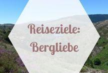 REISEZIELE | Bergliebe / Hier findest du Tipps, Empfehlungen und Inspirationen für mächtige, wunderschöne und vielseitige Berge rund um die Welt.