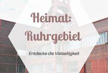 HEIMAT | Ruhrgebiet / Reisen ist großartig, aber auch vor unserer Haustür liegen Schönheiten. Meine Heimat habe ich im Ruhrgebiet, in Essen, gefunden. Hier findet ihr Tipps und Impressionen vom Ruhrgebiet.