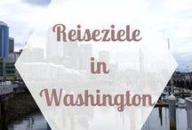 REISEZIELE USA | Washington / Tipps, Reiseberichte und Empfehlungen zu Reisezielen in Washington State (USA)