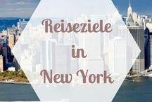 REISEZIELE USA | New York / Tipps, Reiseberichte und Empfehlungen zu Reisezielen in New York (USA)