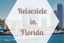 REISEZIELE USA | Florida / Tipps, Reiseberichte und Empfehlungen zu Reisezielen in Florida (USA)