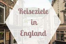REISEZIELE Europa | England / Tipps zu Reisezielen in England, Empfehlungen, Reiseberichte und Inspirationen.