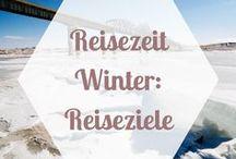 Reisezeit Winter: Reiseziele / Wohin kann man im Winter reisen? Wintersport, Schneeparadies oder Sonne und Strand? Die Pinnwand fürdeine nächste tolle tolle Winter Reise.