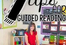 Guided Reading Must Haves / *If you'd like to join this board, please email me at theprimaryparade@gmail.com * Essential checklists and activities to use during guided reading and small group time.